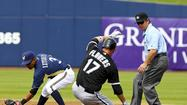 Tyler Flowers will give Chicago White Sox catcher A.J. Pierzynski a day off, as the Sox try to make it two victories in a row over the Tigers.