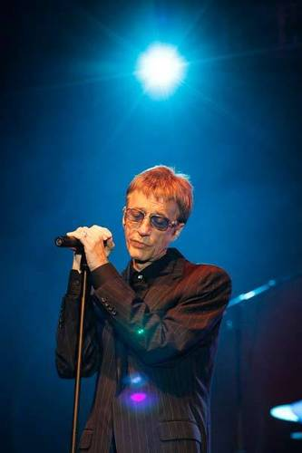 Robin Gibb performs live during a concert at the Stadtwerkefestival on July 3, 2011 in Potsdam, Germany.