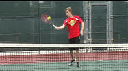 McPherson takes tennis invite title on home court