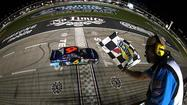 Stenhouse wins Nationwide stop at Texas