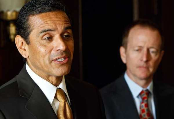 Mayor Antonio Villaraigosa
