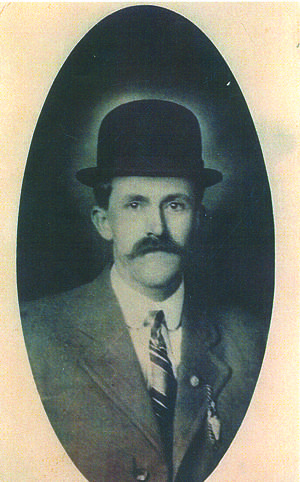 Ole Olsen, who died on the Titanic at age 27, was born in the Langford area. Courtesy photo