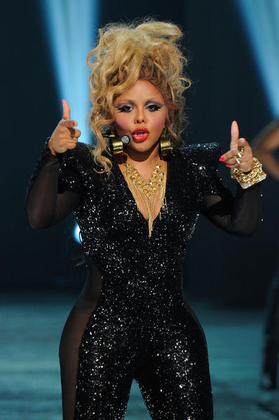 Rapper Lil Kim owes three different states back taxes for every year from 2002-2009. Her grand total comes to $1,026,862.42. On the plus side, she wins the award for covering the most ground with her tax evasions.