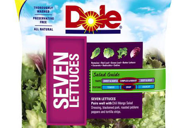 Seven Lettuces bagged salad with an April 11 freshness date has been recalled by the company.