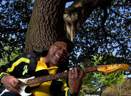 Everett Streete, a Jamaican-born reggae singer and songwriter also known as EVER-G, uses his music to share a message of peace and unity.
