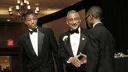 Pictures: 100 Black Men Gala