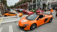 Photos: Celebration Exotic Car Festival