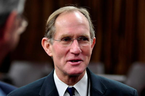 Dr. Peter Agre, 2003 Nobel Prize winner in chemistry and professor at Johns Hopkins.