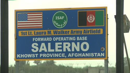 KTUU embedded with JBER's 4-25 in Afghanistan in April 2012.