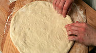 Recipe: Basic pizza dough