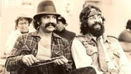 Stoner comic legends Cheech Marin and Tommy Chong could have chosen anywhere — Amsterdam, sunny L.A., Jamaica, the Golden Triangle — for a gig on 4/20, a day with certain (cough) counter-cultural, cannabinoidal connotations attached to it. But where did they choose to perform their new show — no doubt a mix of old gags and new, and featuring Shelby Chong — on that special day? Torrington. That's gotta boost local egos a little bit. Let's hope they don't get pulled over on their way to the show.