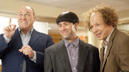 """The Three Stooges"" is the stupidest movie of the year."