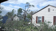 Property owners in the neighborhoods directly in the path of the tornado can leave tree limbs and brush at the curb for collection in the coming days.  Specific boundaries for cleanup areas will be indentified and released later.