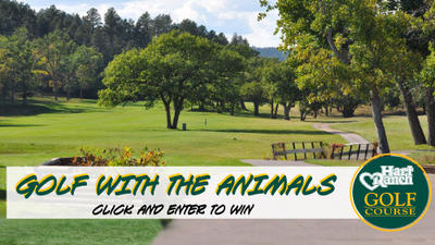 Golf With The Animals