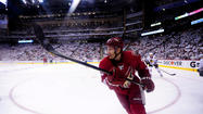 Ray Whitney Blackhawks Coyotes