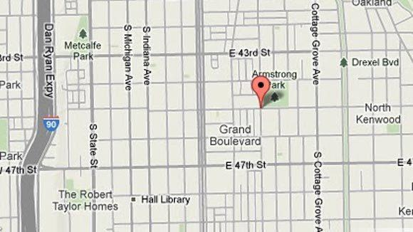 Man fatally shot in Bronzeville
