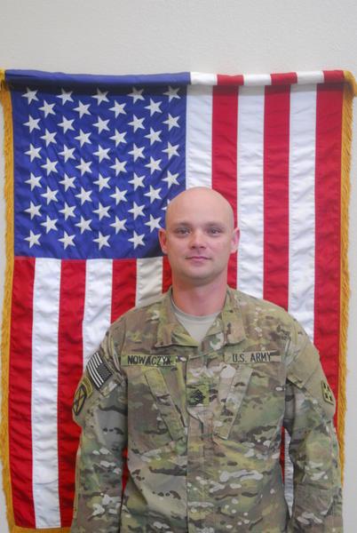 Staff Sgt. David P. Nowaczyk.