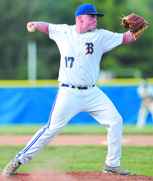 Prep Baseball: Blazers' afternoon-long quest ends in a split second in ...