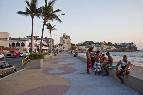 Travel to Mazatlan, Mexico