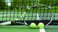 The George Rogers Clark boys tennis team defeated Paris 8-1 Monday at the Winchester Country Club.
