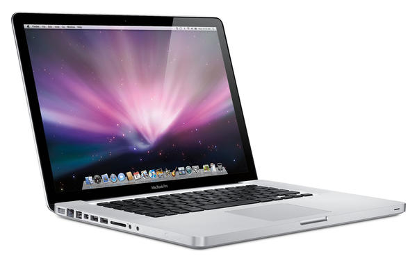 Upgrade your cyber-life.  An 15-inch 2.4 GHz Apple Macbook Pro runs for $2,199 on apple.com, which leaves you some wiggle room for upgrades like a faster processor or bigger hard drive.