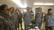 Photo Gallery: Arctic Care: Mongolia Military Visits Alaska National Guard