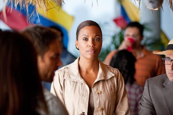 Played by Aisha Tyler) <br> An Ivy League graduate, Jones is a government agent and XIII's most loyal ally. She is constantly being pulled between XIII and her boss--the Director of National Intelligence. Jones helps XIII in his quest partially out of guilt--she thinks he's been unfairly treated by the government who trained him--and partially because she has direct orders from the President of the United States to learn everything that XIII knows.