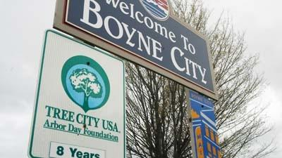 Boyne City a Tree City USA, again
