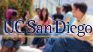 SAN DIEGO -- More than 60,000 students applied to UC San Diego and nearly 23,000 would-be freshmen were accepted for fall classes, the university announced Tuesday.