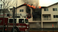 Photo Gallery: Midtown Apartment Fire Draws 11 AFD Units