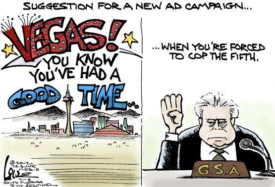 GSA scandal