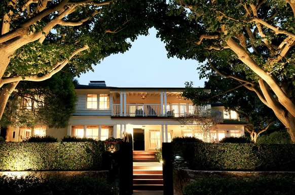 The Santa Monica home is listed at $11.85 million.