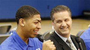 UK Basketball: Starting five arrived as individuals, leave as a team
