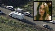FALLBROOK, Calif. -- Investigators searching for a missing 22-year-old North County military wife feared slain since last week found an unidentified body Tuesday in Riverside County, several hours after a woman was arrested on suspicion of murder in the case.