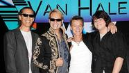 Van Halen, featuring David Lee Roth, is scheduled to perform at Hampton Coliseum in July.