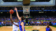 "LEXINGTON — He went from what Kentucky coach John Calipari deemed ""shaky"" early in the season to perhaps UK's key player in Final Four wins over Louisville and Kansas and that's why Marquis Teague is headed for the NBA rather than returning for a sophomore season with the Cats."