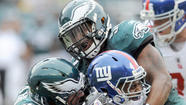 Game 4: Sunday, Sept. 30, 8:20 p.m., New York Giants (TV: NBC)