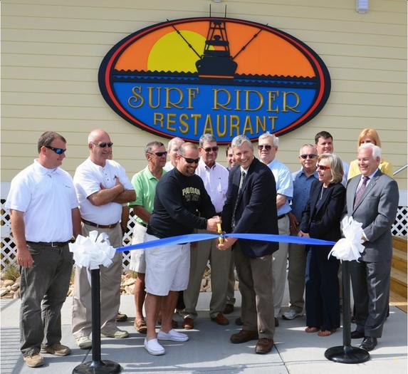 Surf Rider opens up in Poquoson