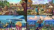 Videos: Disney Art of Animation Resort