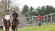 Parkton woman has winning touch with steeplechase horses