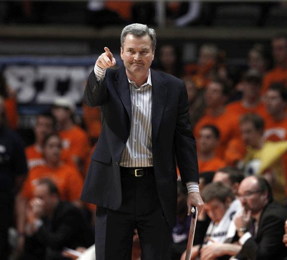 Northwestern coach Bill Carmody still has work to do on his 2012 recruiting class.