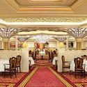 Disney Fantasy renderings -- Royal Court restaurant