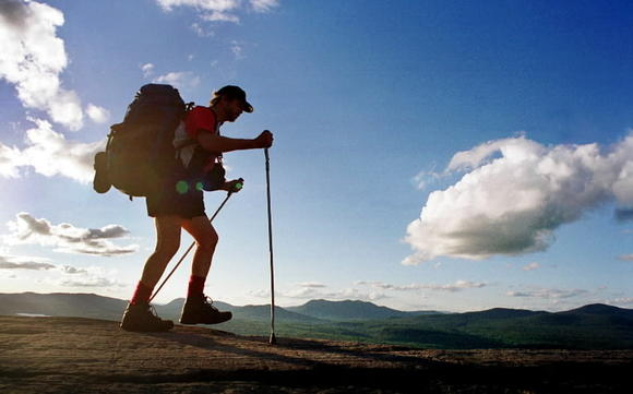 Exercise group recommends hiking in honor of Earth Day