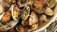 Culinary SOS: Steamed Manila clams