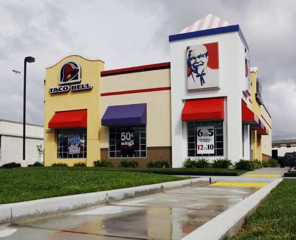 Taco Bell appears to have emerged from a miserable 2011.
