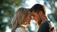 'The Lucky One': Nicholas Sparks extends the bland ✭✭