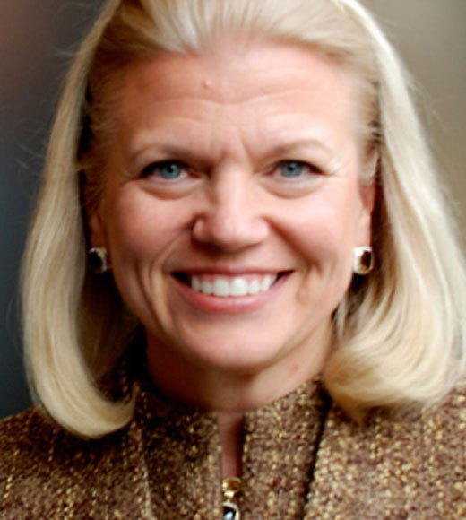 2012 Time 100: The 100 Most Influential People in the World: IBM CEO Virginia Rometty