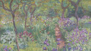"<em>""My garden is my most beautiful masterpiece.""</em> —Claude Monet"