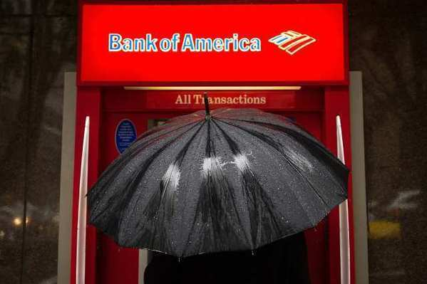 Bank of America, Morgan Stanley report earnings