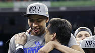 LEXINGTON — Anthony Davis came to Kentucky with big expectations, a willingness to learn and a unique perspective. He left Kentucky having exceeded expectations, still hungry to improve and with perhaps an even better perspective on life and basketball.